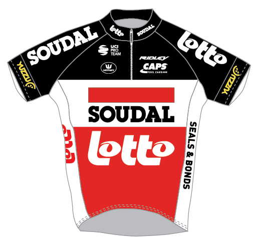 Lotto Soudal shirt 2020
